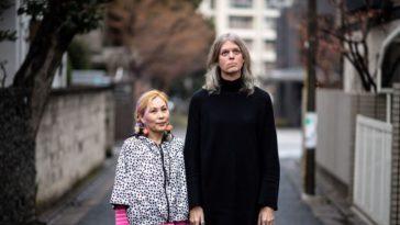 Elin McCready femme transgenre au Japon
